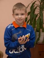 Женя Р., 9 лет