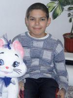 Максим Ш., 12 лет