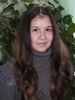 Лиза Г., 15 лет