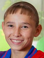 К. Виктор, 13 лет